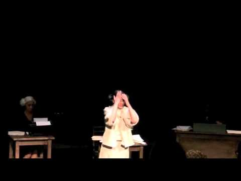 Machinal - CSI Production from October of 2010