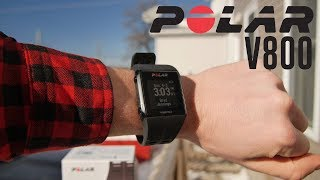 Polar V800 Tested & Reviewed