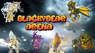 Summoners war area 39 Guardian Blackybear!