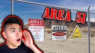 Storming AREA 51 EARLY...