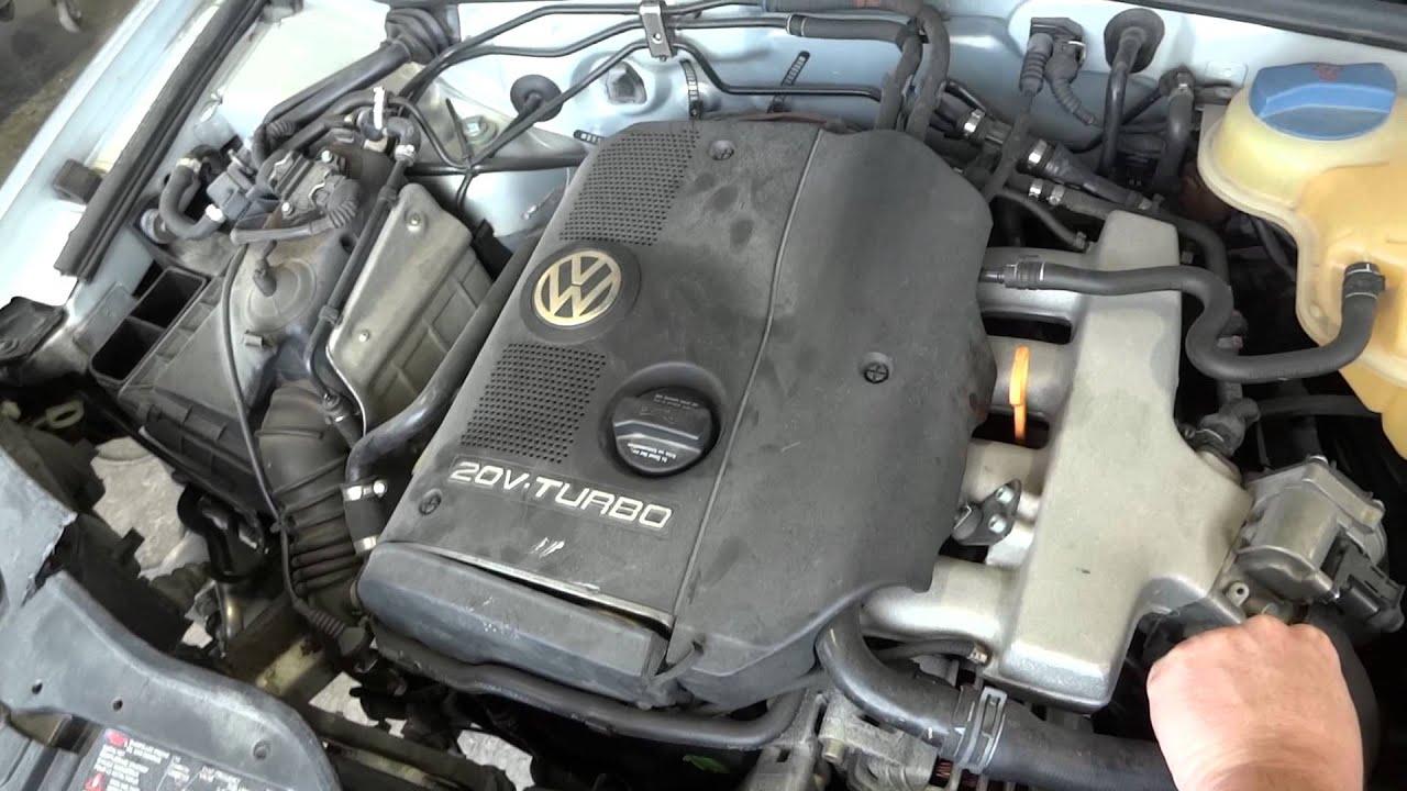 1999 volkswagen passat engine
