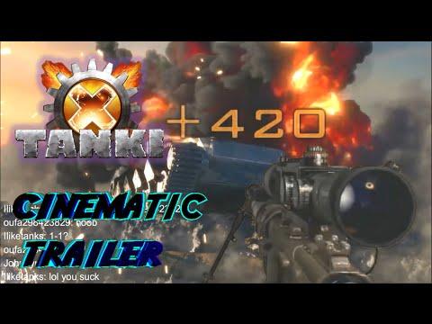 Tanki X - Cinematic Trailer (MLG Version)