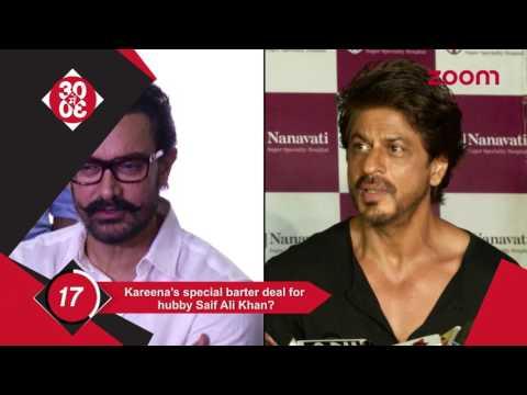 Kangana Denies Co-Directing Rani Of Jhansi's Biopic | Kareena's Barter Deal For Saif Ali Khan?