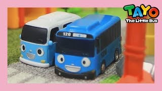 Tayo and Bongbong l Tayo Toys Story l Tayo the Little Bus