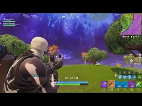 Fortnite Battle Royale - New Burst Gameplay With Commentray!