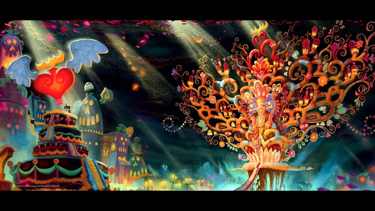 The Book Of Life Fan Made Composition FULL INTERVIEW