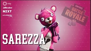 🔴 FORTNITE | SAREZZA