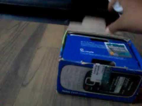 Unboxing Nokia 2330 classic