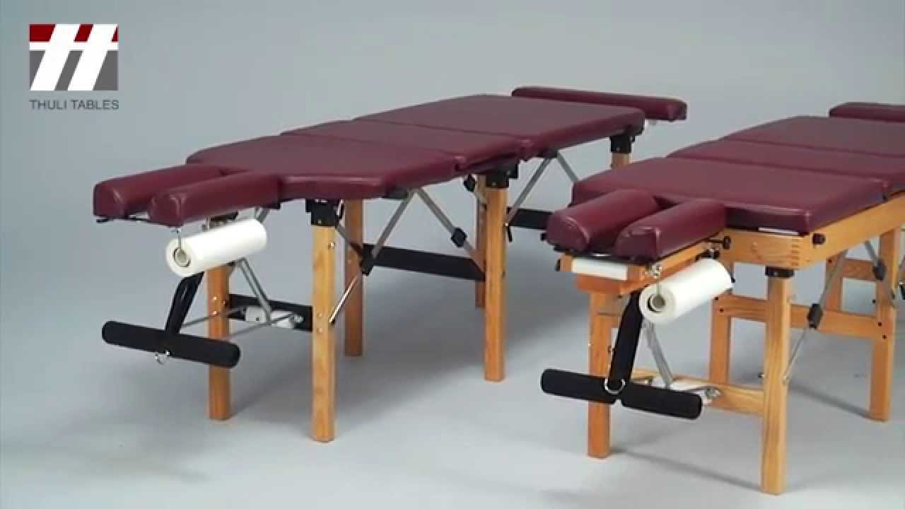 Thuli Chiropractic Table Review Wallseat Co