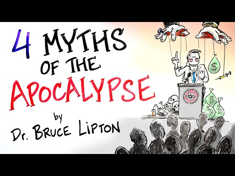 4 False Beliefs that Society is Built On - Dr. Bruce Lipton