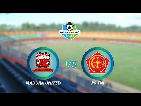 Madura United vs PS TNI: 4-1 All Goals &...