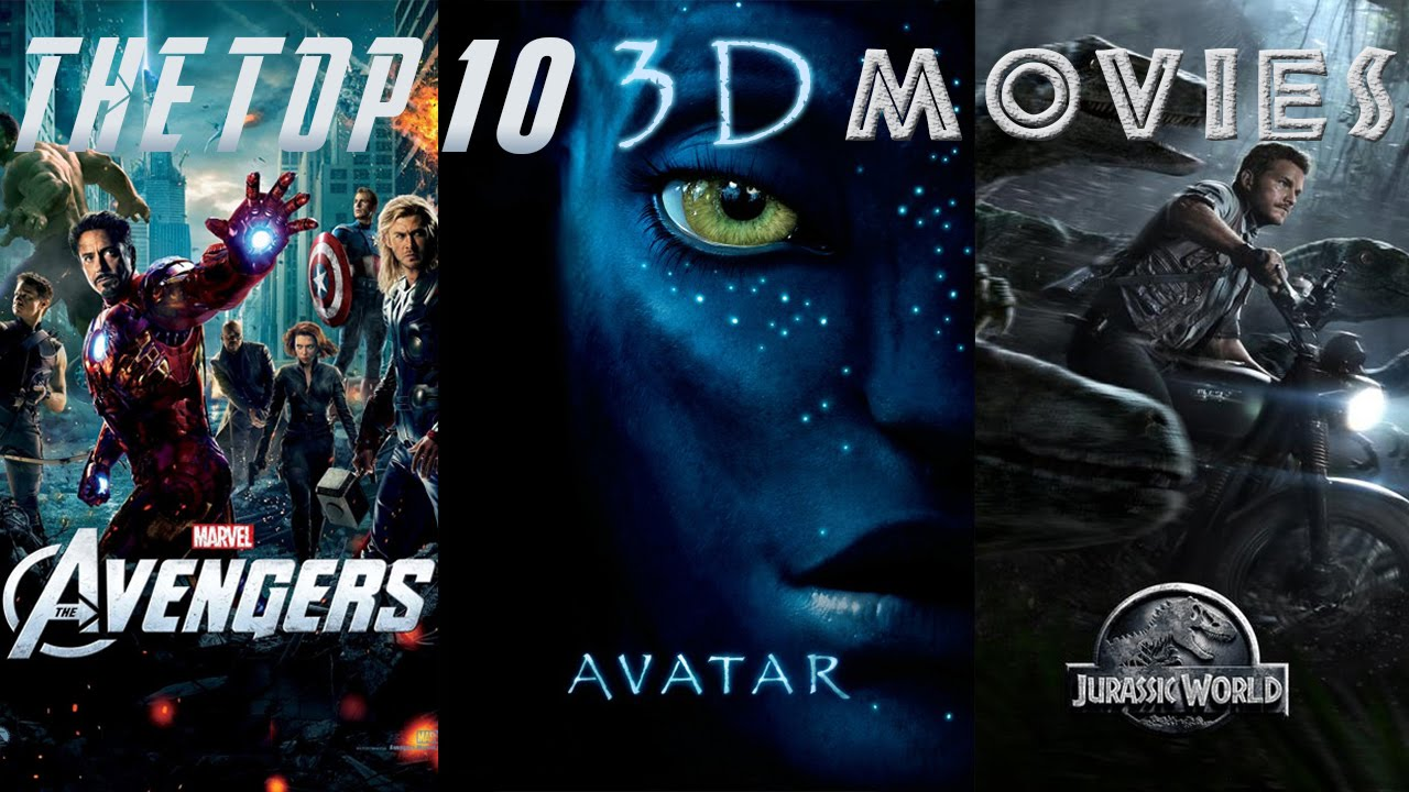 best bluray 3d movies