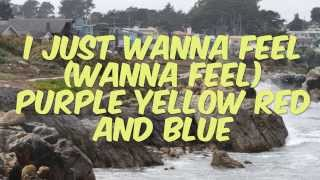 Portugal The Man Purple, Yellow, Red and Blue Lyrics Video