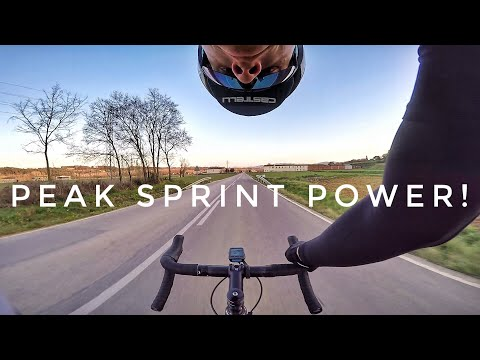 SPRINTS on recovery day! / Girona Training Camp Day 1