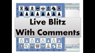 Blitz Chess #4564 vs Keres Defence Black