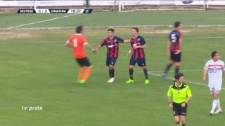 Sestese-Grassina 3-1 Eccellenza Girone B