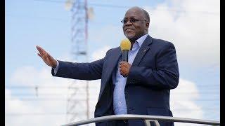 BREAKING: Rais Magufuli akiongea na Wananchi Sengerema