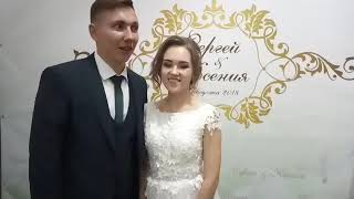 Сергей и Ксения, 19 08 18, шатер Венеция Чебоксары парк 500-летия