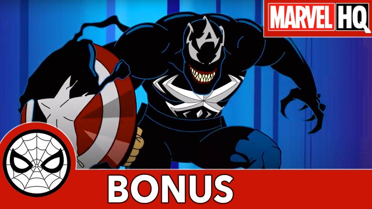 Capitán América | Los Archivos de Venom | Spider-Man: Maximum Venom