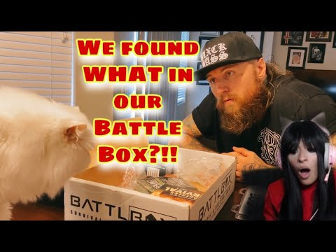 We found WHAT in our Battle Box?!