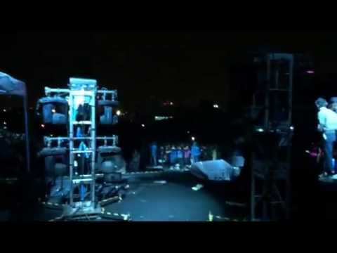 Justice - Beijing @ Strawberry Music Festival