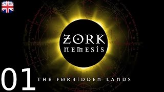 Zork Nemesis: The Forbidden Lands - [01/11] - [Temple of Agrippa - 01/02] - English Walkthrough