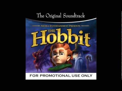 The Hobbit Game Soundtrack 5 - A Walk in the Shire