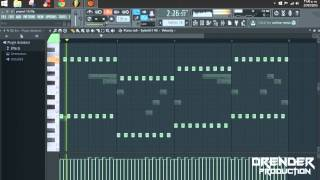 Dimitri Vegas & Like Mike vs Steve Aoki - We Are Legend (fl studio 12)