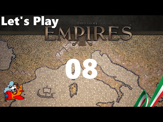 Field of Glory Empires [Let's Play ITA] 08
