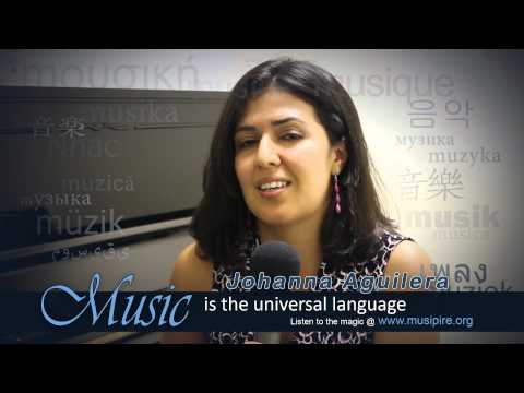 Music is the Universal Language