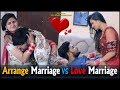Arrange Marriage Vs Love Marriage || Namra Qadir || Virat Beniwal