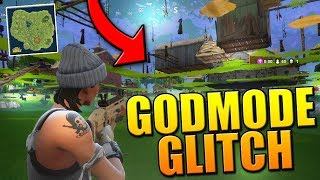 Comment glitch/HACK Out The MAP In Fortnite: Battle Royale! (MODE DIEU)