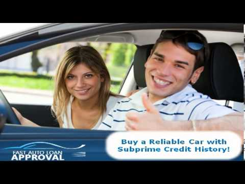 How To Get Guaranteed Auto Loan Approval With No Money Down When You