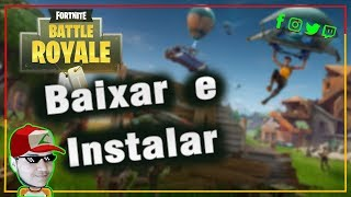 Fortnite Battle Royale-Download and install | Epic Games