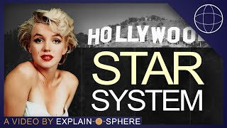 Hollywood Studio System and Star System in film history: actors then and now