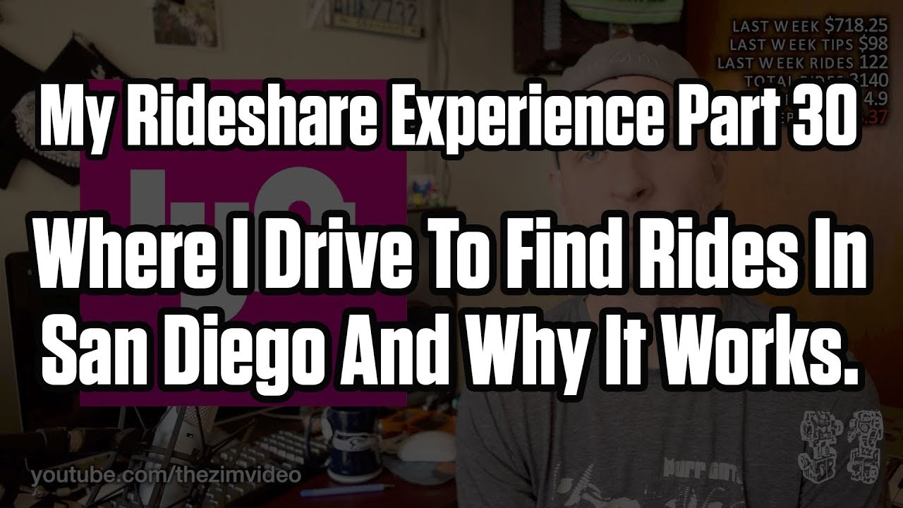 Rideshare San Diego >> Where I Drive To Find Rides In San Diego And Why It Works Lyft My