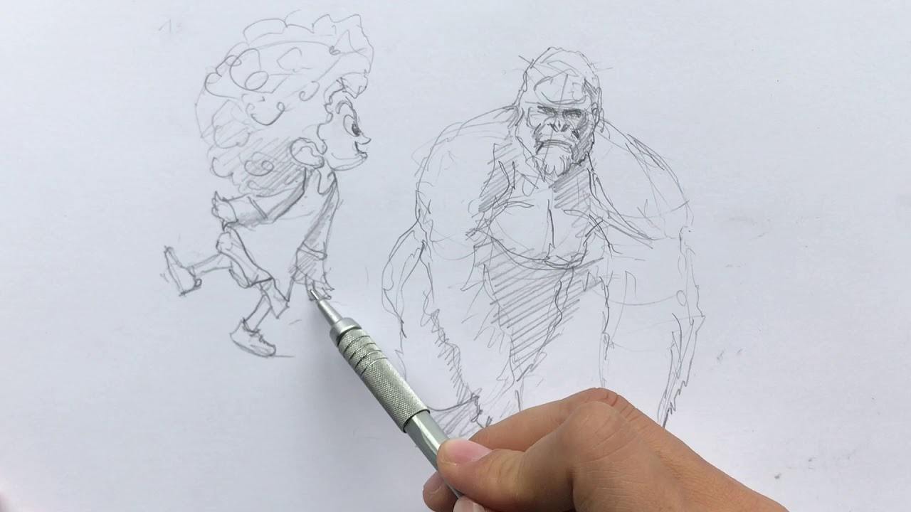 how to draw hotel transylvania characters