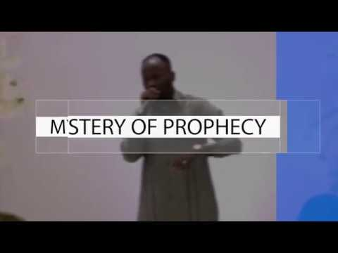 The Mystery Of Prophecy  By Apostle Johnson Suleman