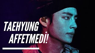 Taehyung Arkalarından Konuşan Adama Sinirlendi - J Hope, Jyp Entertaintment İle Çıkış Yapacaktı