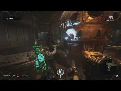 [Gears 5 - Escape] The Surge - Master Solo as Architect  