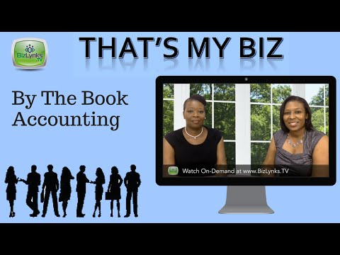 """Bernadette Johnson, By the Book Accounting, on """"That's My Biz"""""""