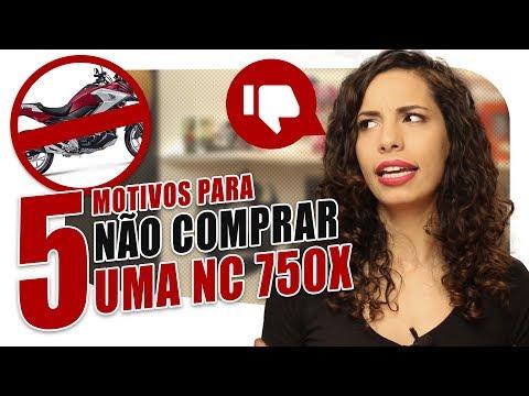 NC 750X - 5 MOTIVOS PARA NÃO COMPRAR | Mulheres de Moto