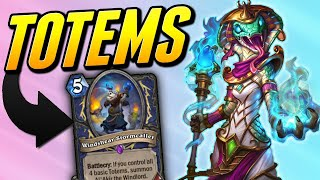 I Bet you Never saw a Windshear Stormcaller that summons Al'Akir | Shaman | Wild Hearthstone
