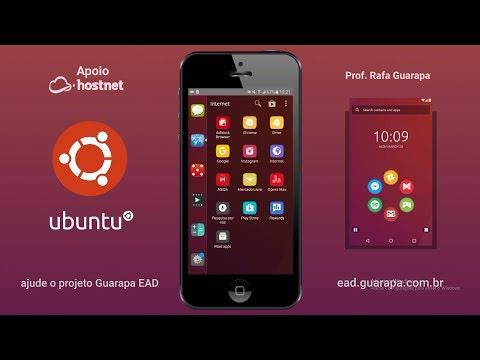 ★ Como instalar tema do Ubuntu Unity no Android