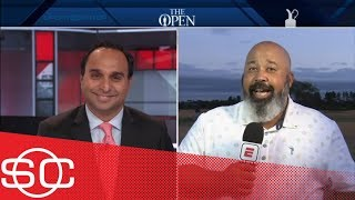 Michael Collins on Tiger Woods contending again: Golf is back to being