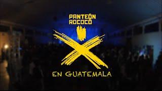 Panteon Rococo en vivo desde ciudad Guatemala