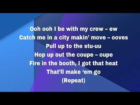 MattyBRaps - Ooh Ooh ft Gracie Haschak (Lyrics)