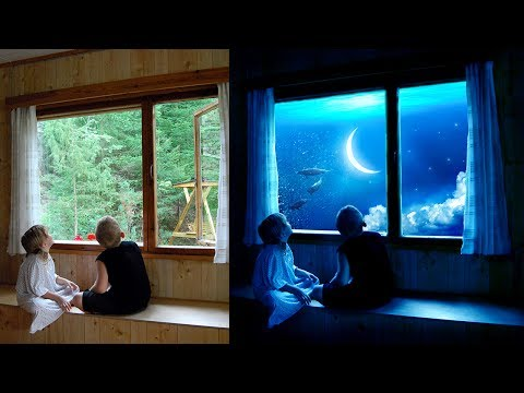 Dream Room - Photoshop Tutorial | Dream Effect Surreal