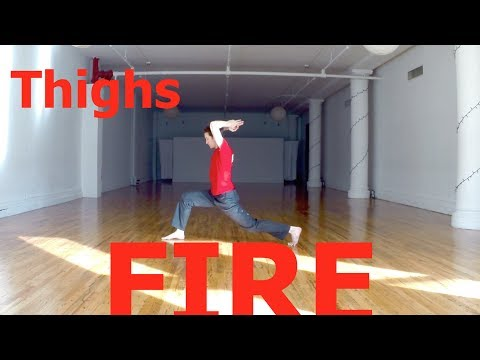 Fire Up Your Thighs! with Mike Taylor