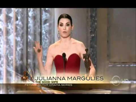 Julianna Margulies SAG Awards 2011